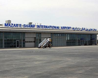 Afganistan Mazar-ı Sharif Havaalanı