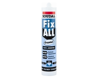 Soudal Fix All Crystal