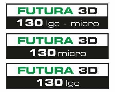 Giesse Futura 3D 130 Çift Açılım